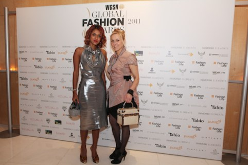 ACCESS-FASHION's Sabina Emrit & Courtney Blackman both in Christopher Beales (1)