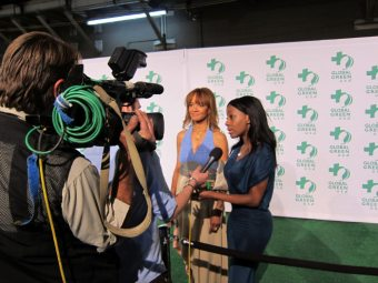 Global Green interview Samata Angel