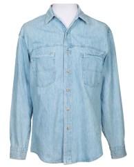 Rokit Vintage Denim Shirt