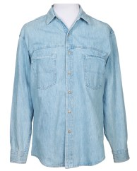 Rokit Vintage Denim Shirt