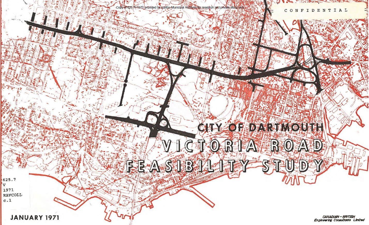 Redesigning prince albert road sam austin imagine victoria road as a sunken expressway cutting across dartmouth demolishing half of the flower streets an overpass at thistle street pooptronica Image collections