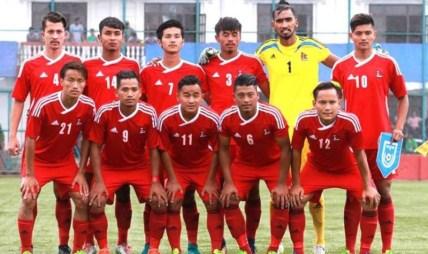एएफसी यू–२३ एसियन कप छनोटमा नेपाल समूह 'बी' मा