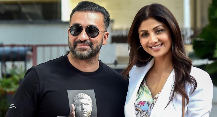 शिल्पा शेट्टीका श्रीमान्  राजकुंद्रालाई मुम्बई पुलिसले गर्यो गिरफ्तार, अश्लील फिल्म बनाएको आरोप