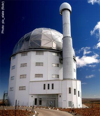SALT: दक्षिणी गोलार्द्ध की सबसे विशाल ऑप्टिकल दूरबीन