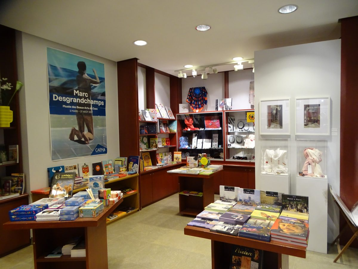 la librairie boutique les amis du musee
