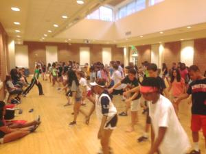 UMD Capoeira Workshop