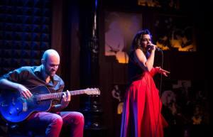 Ava Rocha at Joe's Pub