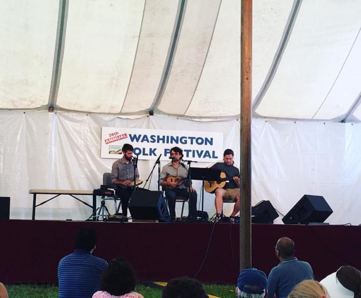 Washington Folk Festival 2016