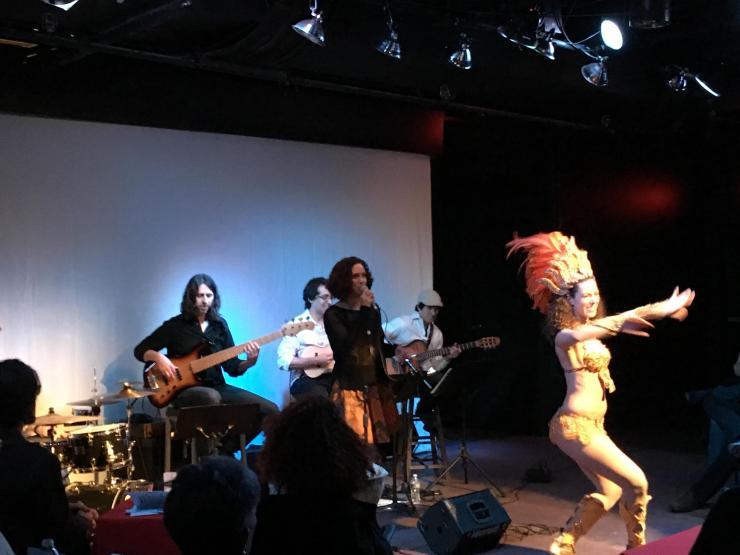 Brazil Passion: Musical Passport to Brazil at the Creative Cauldron