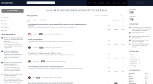 psychodream website