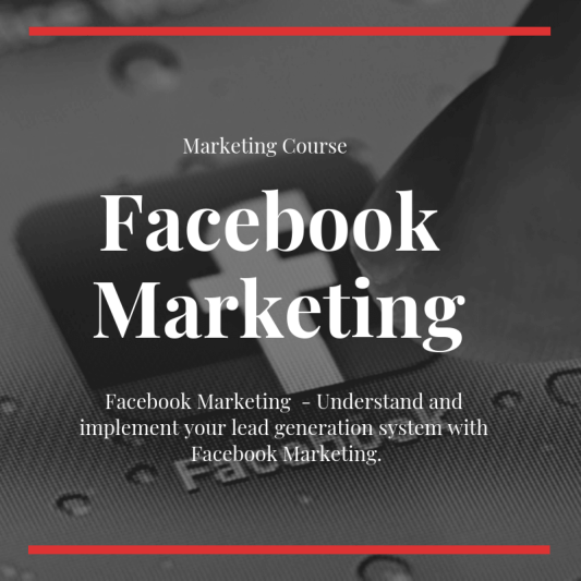 Facebook Marketing Course for growing business
