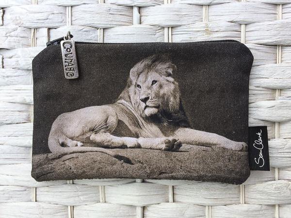 KIDOGO LION PURSE