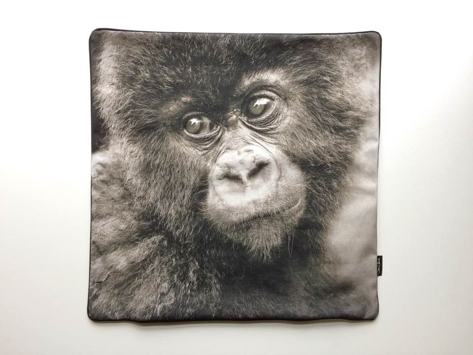 Gorilla Cushion Cover