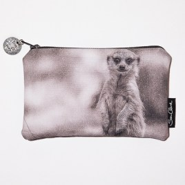 Meerkat Kidogo (little) Purse