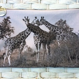Giraffe Mzuri (beautiful) bag