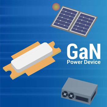 GaN Power Device Etching