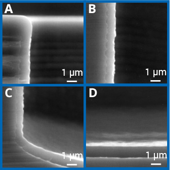 Excellent Step Coverage of Cathode PECVD using TEOS