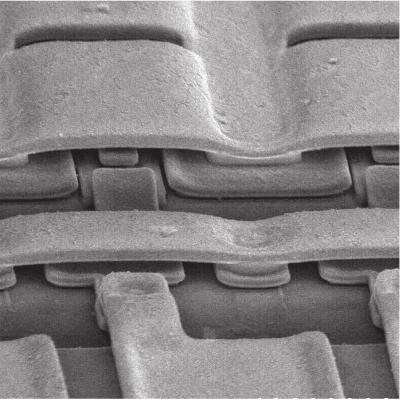 3-layer metal exposure