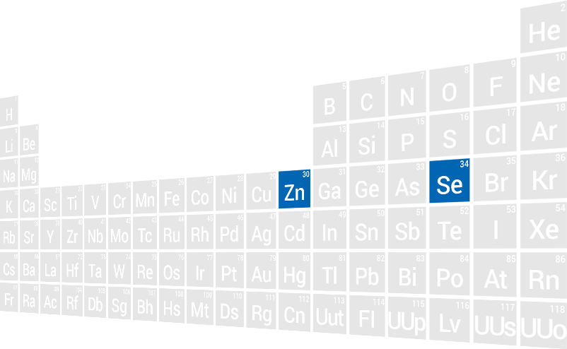 ZnSe (Periodic Table)