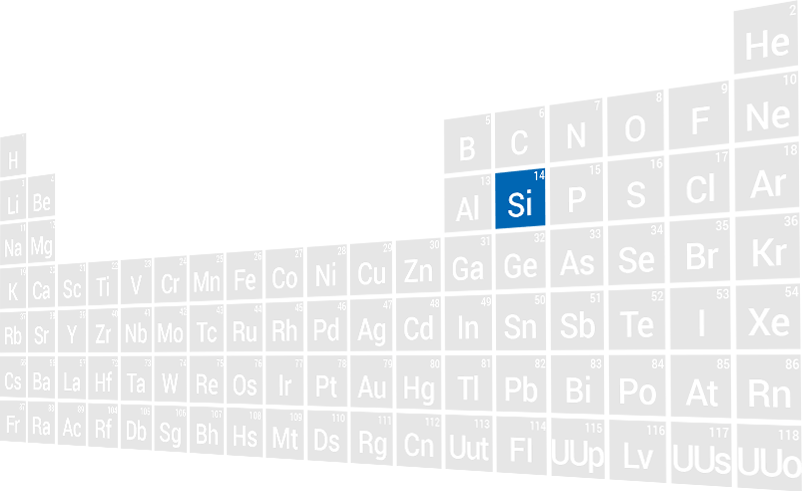 Periodic Table (Silicon)
