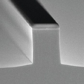 InP ridge etching for laser diode