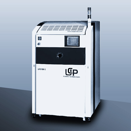 remote source plasma cleaner