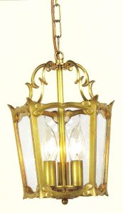 Quality Lighting 2403EA LYDIA Lantern