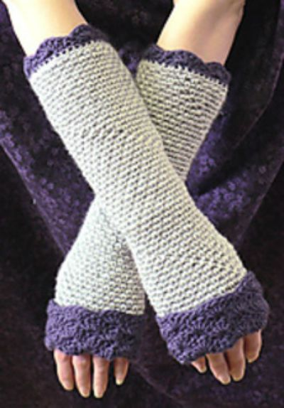 Memphis Fingerless Gloves