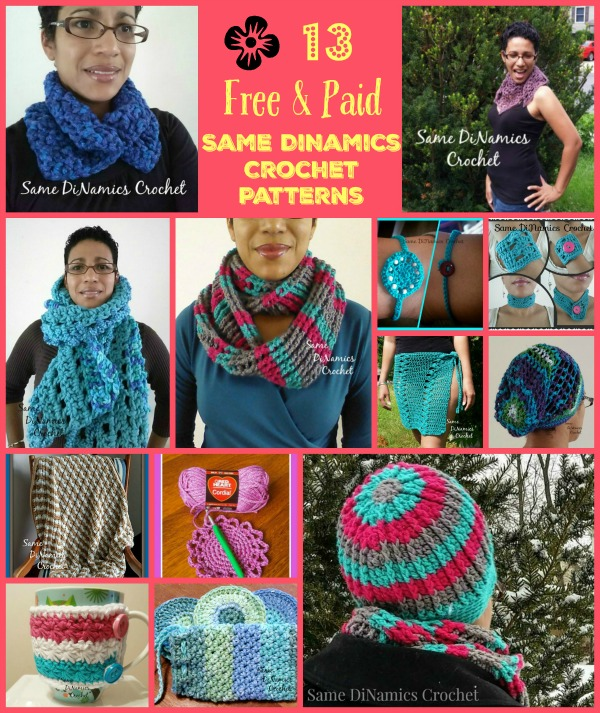 Same DiNamics Crochet Patterns