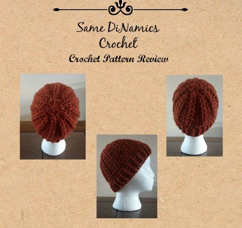 Crochet Pattern Review: Accidental Beanie