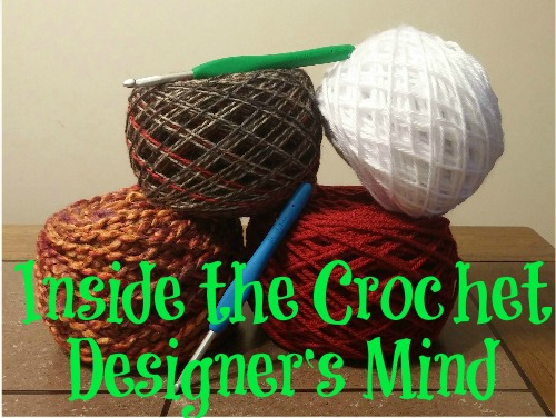 Logo for Inside the Crochet Designer's Mind