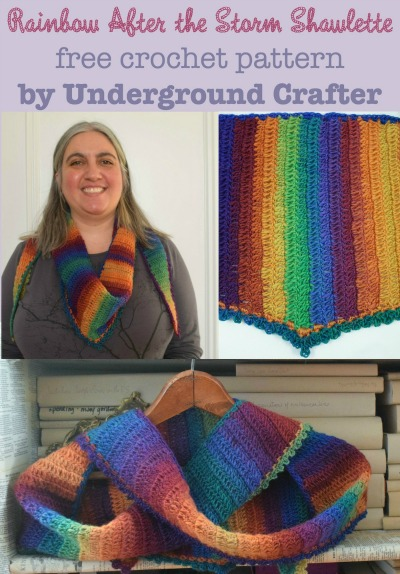 Rainbow-After-the-Storm-Shawlette-free-crochet-pattern-by-Underground-Crafter