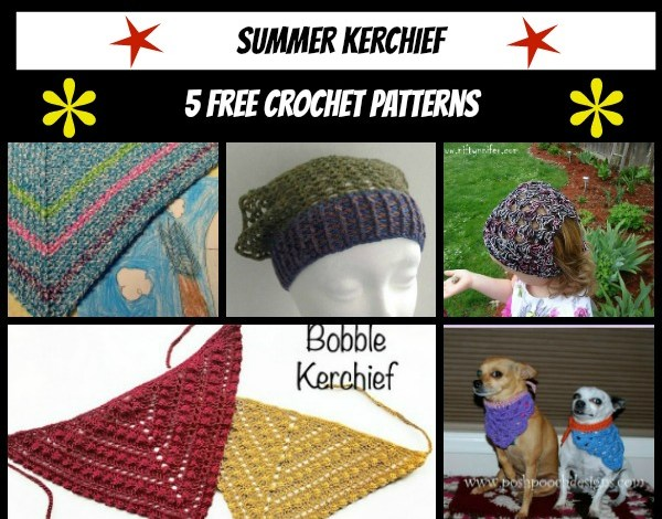 Summer Kerchief Pattern Compilation