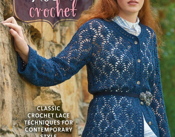 Vintage Modern Crochet Book Review