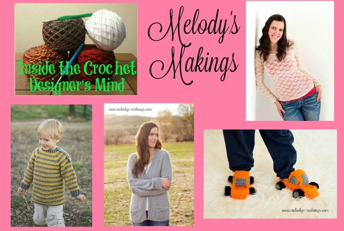 Melody's Makings – Inside the Crochet Designer's Mind