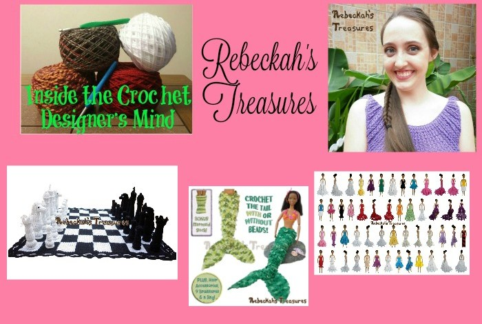 Rebeckah's Treasures – Inside the Crochet Designer's Mind