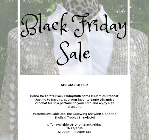 Flash Black Friday Sale!!!