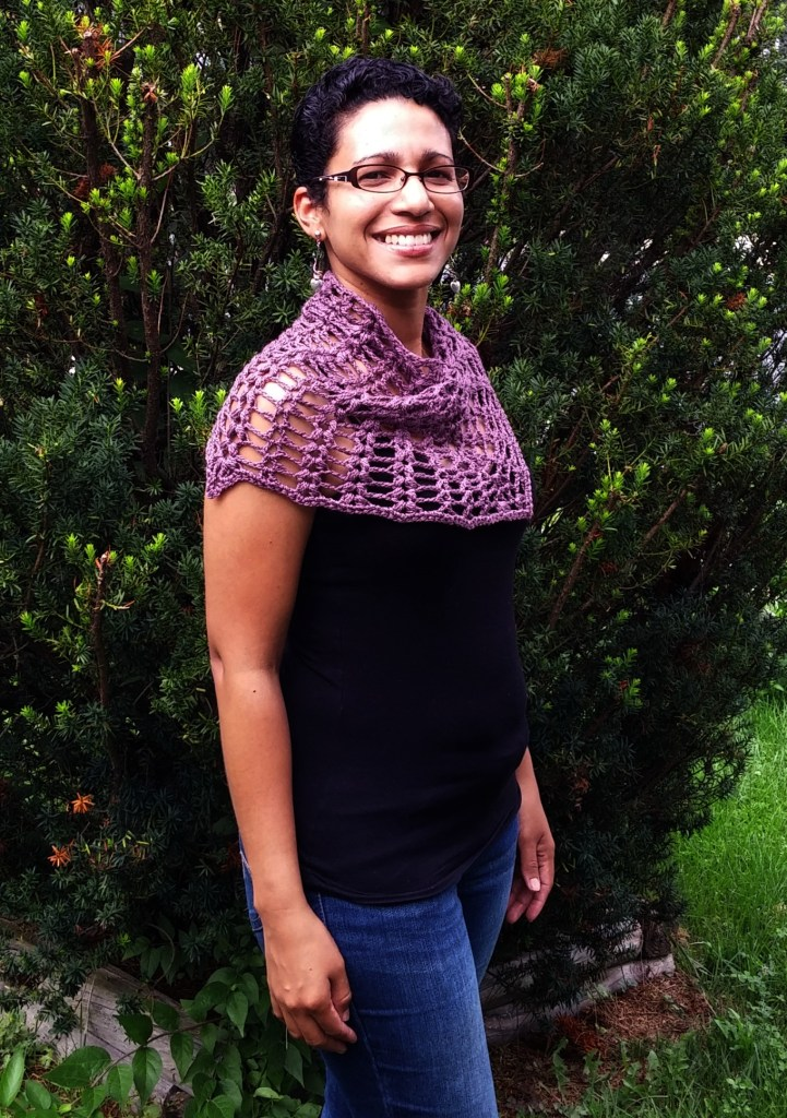 Lacewing Shawlette