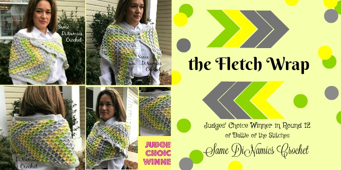Fletch Wrap Pattern Release