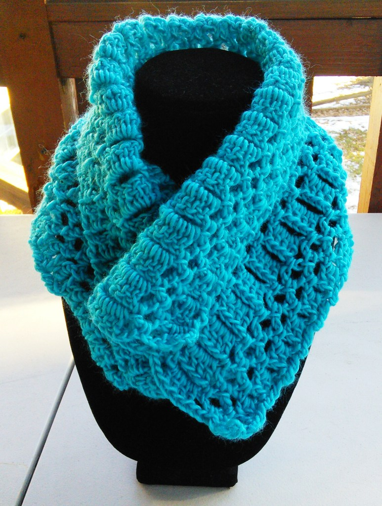 Cowl, neck warmer, scarf