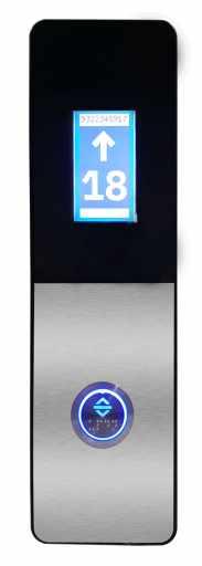 LOP Acrylic Steel LCD