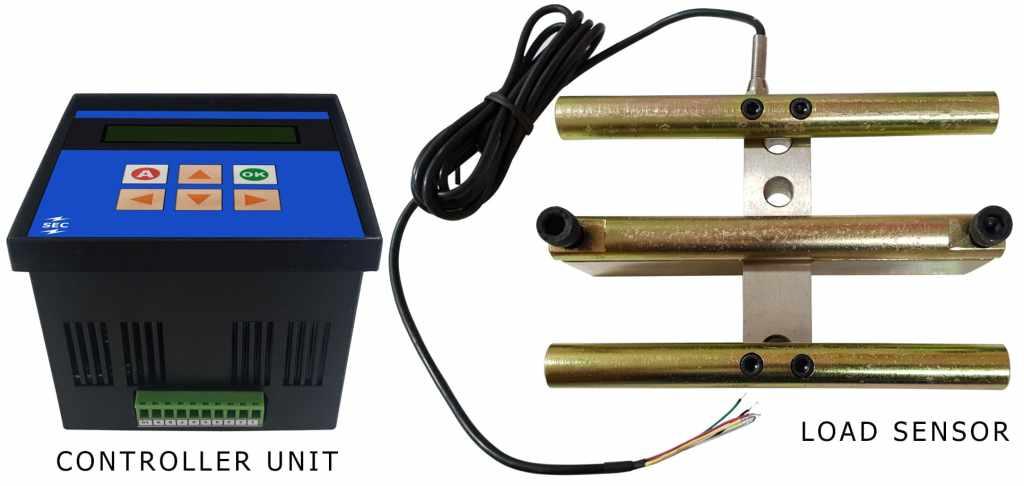 Elevator Overload Sensor Load Cell & Controller Unit