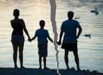 scheiden-gezin- vakantie