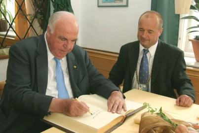 Frauenwoerth mit Helmut Kohl (1)