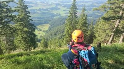 Bergwacht-Blick