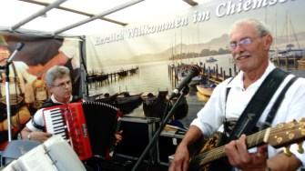 Schorsch Dumberger an der Ziach, Franz Schwangler, Gitarre x