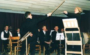 Die Orchesterprobe 2003