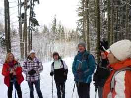 Winterwandern und Jodeln auf der Kaeseralm II