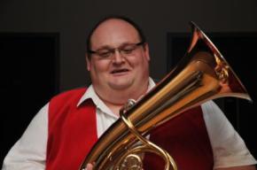 Foto: Jürgen Malterer – Schwerpunktreferent Tenorhorn und Blasinstrumente