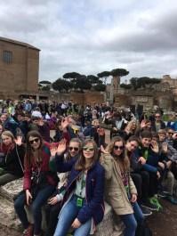 Jugendwallfahrt Rom 14